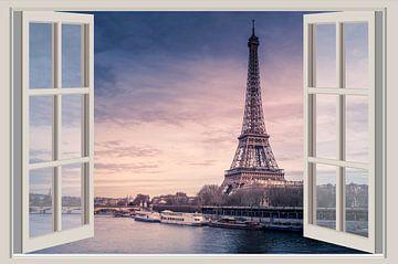 Hotel Parijs van Co Seijn