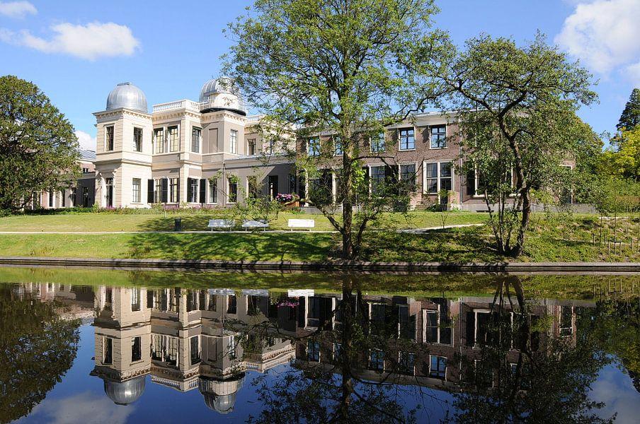 Sterrewacht Leiden van Niek Bavelaar