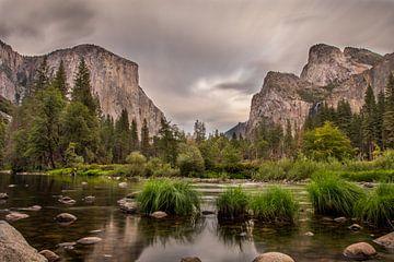 Yosemite  von Robert Dibbits