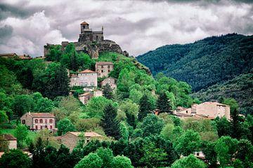 Auvergne XII van Mario Bentvelsen
