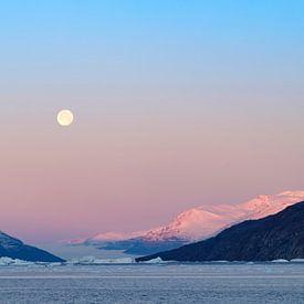 Arctic Moon sur Rudy De Maeyer