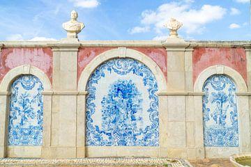 Azulejos Palacio de Estoi von Deborah Zannini