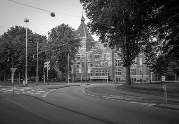 Linnaeusstraat - Tropenmuseum sur Hugo Lingeman