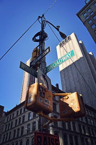 One Way, Broadway van Kramers Photo