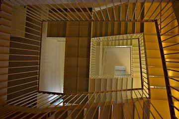 Escher revisited 1 van Mike Bing