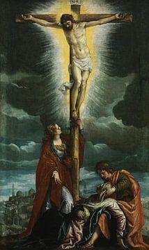 De kruisiging, Paolo Veronese
