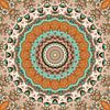 Mandala Herfst van Marion Tenbergen thumbnail
