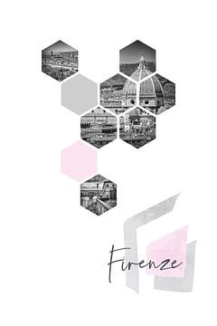 Urban Design FIRENZE van Melanie Viola