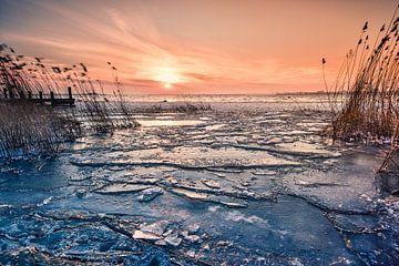 Wintergloed van John Leeninga