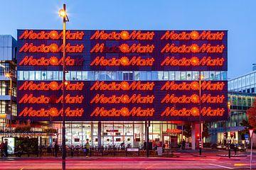Mediamarkt Piazza Eindhoven van Evert Jan Luchies