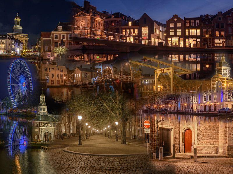 Abend in Leiden von Patrick Herzberg