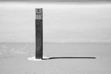 Strandpaal  van Pieter Bosch