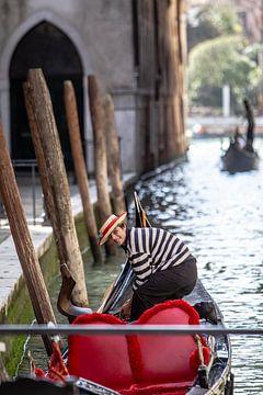 Venise sur Eric van Nieuwland