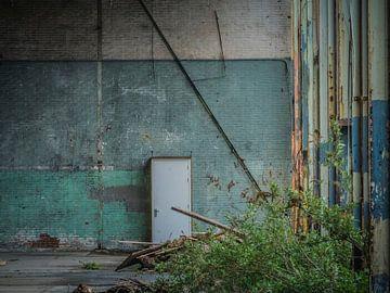 Abandonned places van Hanneke Bantje