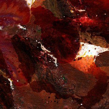 Naturgewalten - Magma von Andreas Wemmje