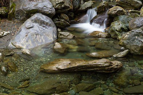 Transparence d'un cours d'eau sur