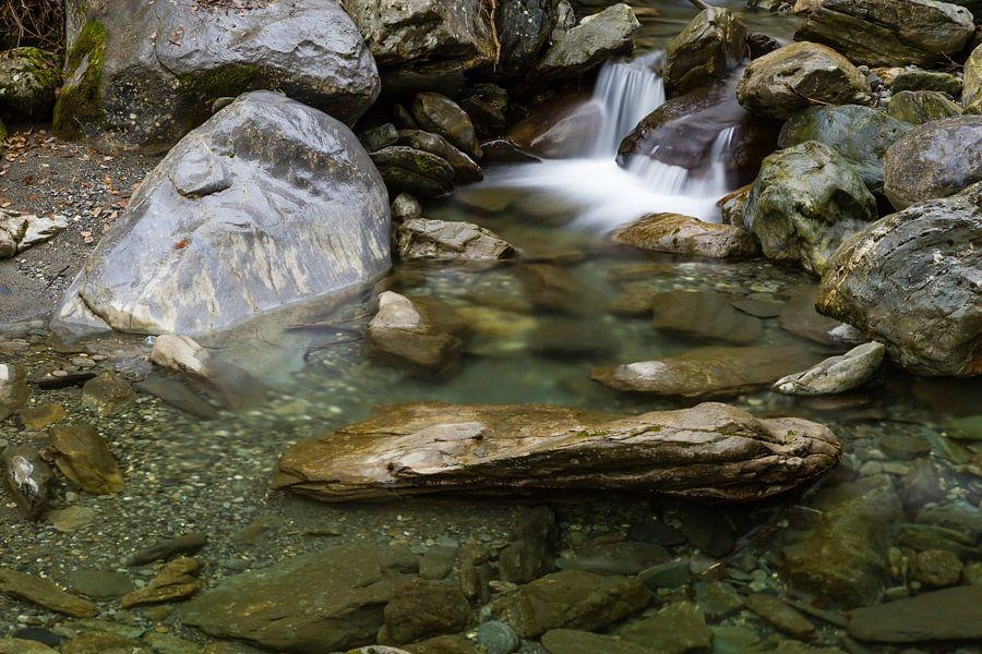Transparence d'un cours d'eau