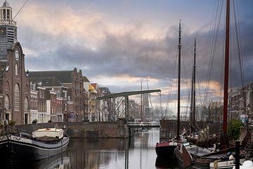 Historisch Delfshaven - Rotterdam West van Rick van der Poorten