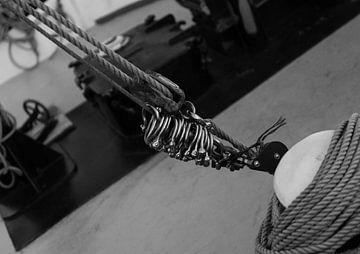Seil und Befestigungsmittel von Jan Peter Nagel