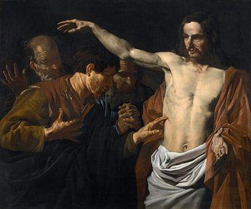 Die Ungläubigkeit des heiligen Thomas, Matthias Stom