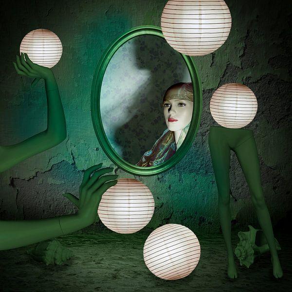 Das Geheimnis des grünen Zimmers von Erich Krätschmer