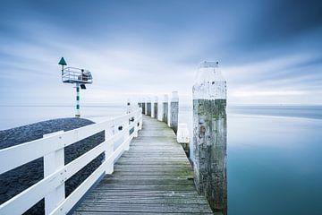 Vlieland haven sur Bart Harmsen