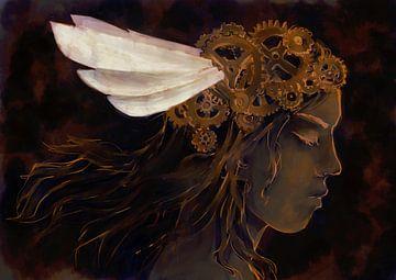 Tandwiel kroon van Petra van Berkum