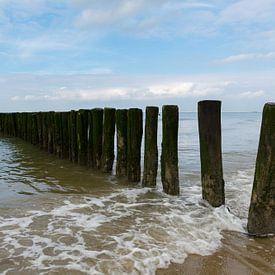 Zeeuwse kust sur Marijke van Eijkeren