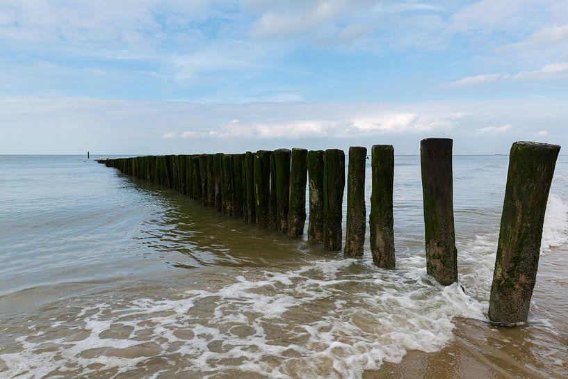 Zeeuwse kust van Marijke van Eijkeren