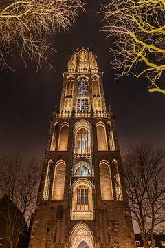 Utrecht Domtoren 13 van John Ouwens