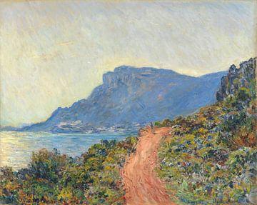 La Corniche bei Monaco - Claude Monet