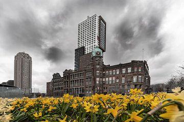 Hotel New York Rotterdam von Bert-Jan de Wagenaar