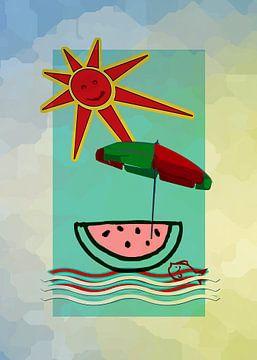 Summerfeeling von Roswitha Lorz