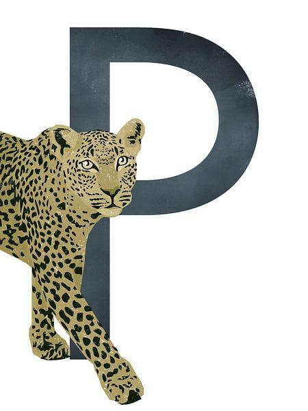 P - Panther von Goed Blauw