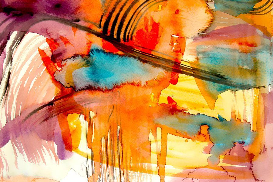 flowing van M.A. Ziehr