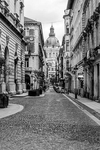 La vieille ville de Budapest sur Frank Herrmann