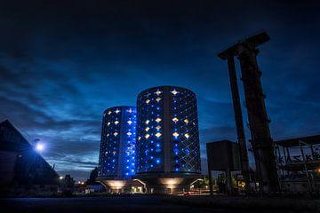 Sugar City, Halfweg von Keesnan Dogger Fotografie