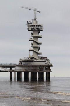 Pier in Scheveningen van Clicksby JB