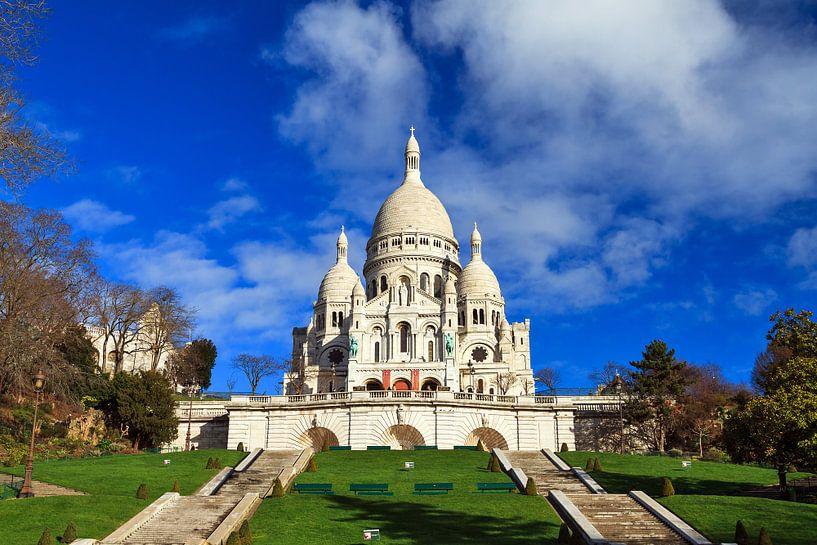 Sacre Coeur Parijs van Dennis van de Water