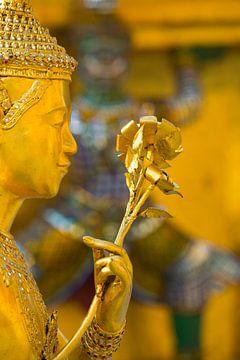 LP 71134715 Detail Buddha Königspalast von Bangkok von BeeldigBeeld Food & Lifestyle