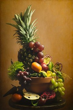 Fruits exotiques sur Joske Kempink