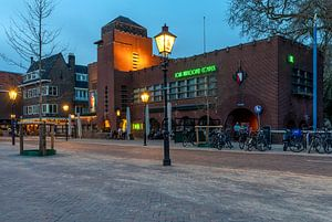 Louis Hartlooper Complex, voormalig politiebureau Tolsteeg, Utrecht. van André Russcher