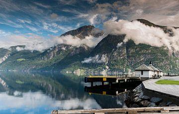 eidfjord noorwegen von Compuinfoto .