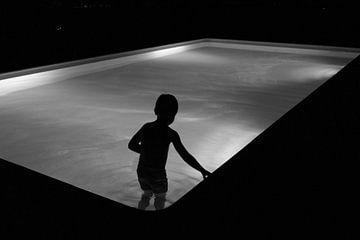 Night swimming van Maren Oude Essink