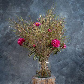 Bouquet d'été sur Remke Spijkers