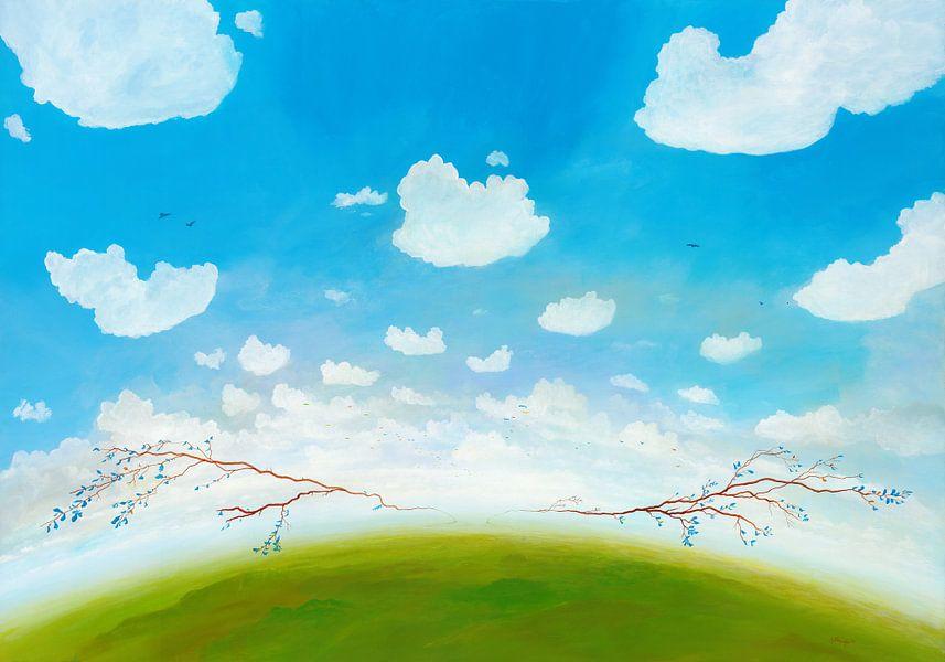 Sturmbäume van Silvian Sternhagel