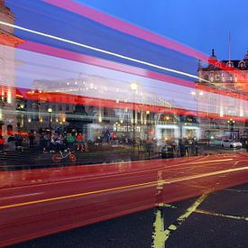 Ghostbus Londen van Patrick Lohmüller