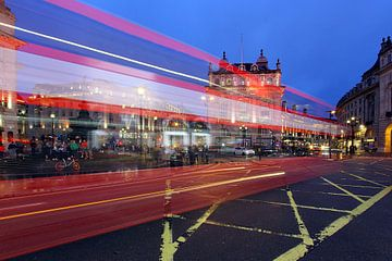 Geisterbus London von Patrick Lohmüller