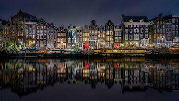 Singel Amsterdam von Michel Jansen