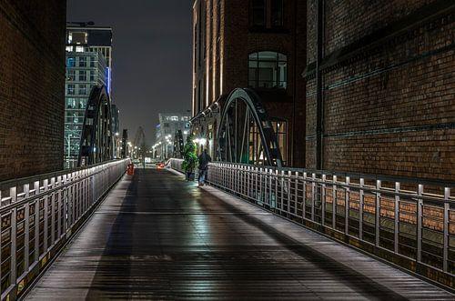 Speicherstadt Brücke van